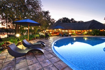 A-Zambezi River Lodge holiday package