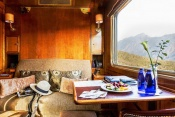 The Blue Train & Makalali Private Game Lodge - River Lodge - 3 Nights