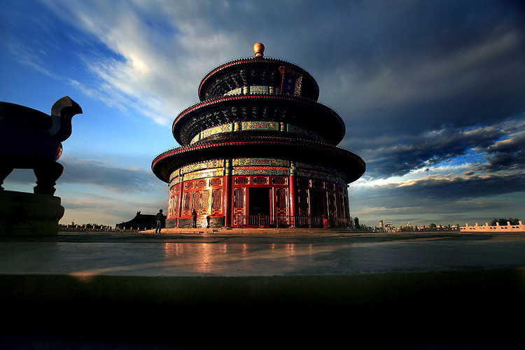 Temple Of Heaven - China