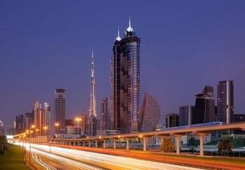 5* JW Marriott Marquis Hotel Dubai - 4 Nights