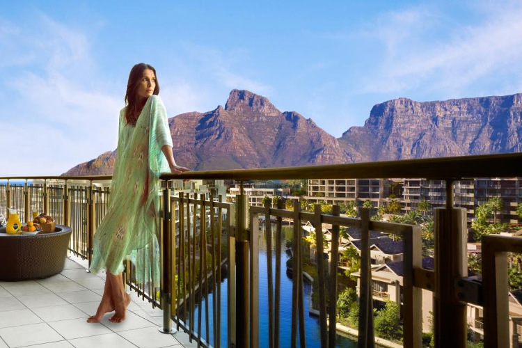 One&Only Cape Town - Balcony