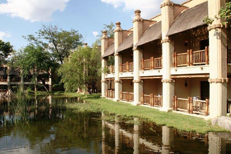 The Kingdom Hotel at Victoria Falls