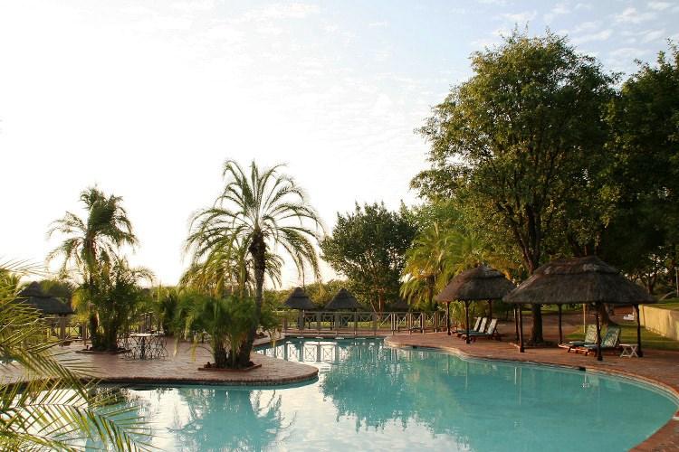 Elephant Hills Resort, Victoria Falls