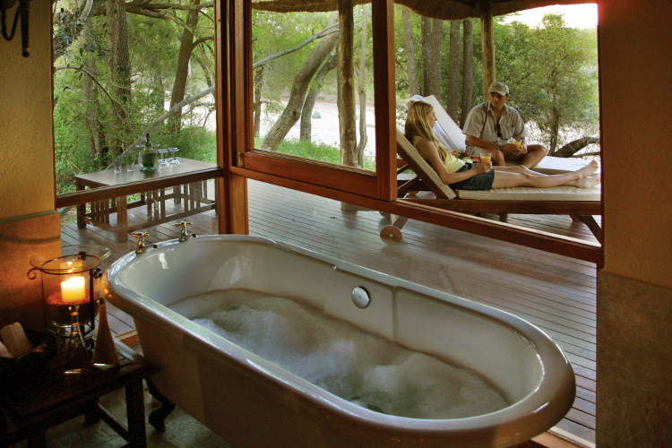 Imbali Safari Lodge - Bath