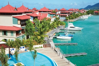 5* Eden Bleu Hotel - Seychelles Mahe 4 Nights