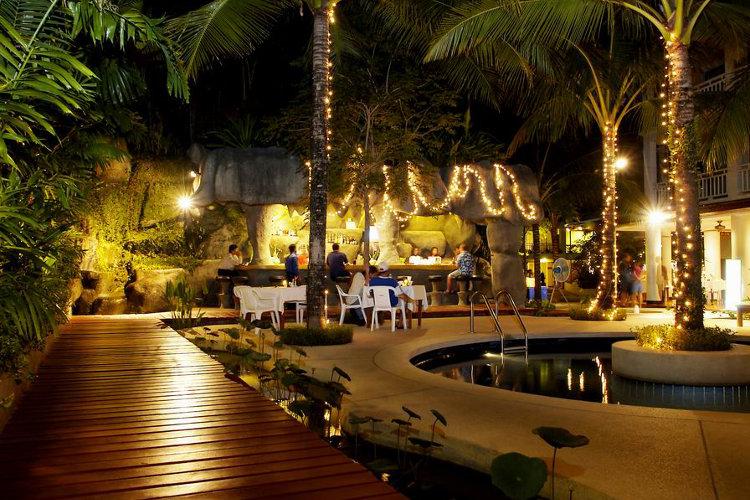 Sunset Beach Resort, Phuket