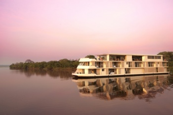Zambezi Queen Luxury African River Safari - Two Nights (Mon & Wed) holiday package