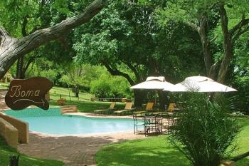 4* Chobe Bush Lodge - Botswana - 2 Nights