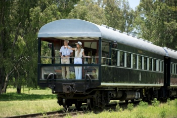 Luxury Rovos Rail - 3 Nights Special- Pretoria to Victoria Falls