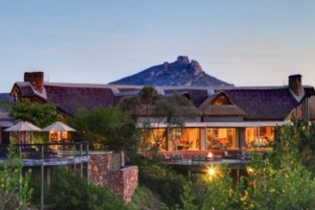 Botlierskop Private Game Reserve & The Dunes Resort Combo - 5 Nights
