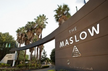 5* The Maslow Hotel - Sandton (2 Nights - Weekend Stay)
