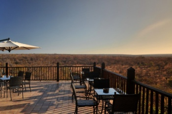 Victoria Falls Safari Lodge holiday package