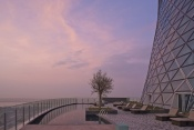 5* Hyatt Capital Gate Abu Dhabi - 3 Nights