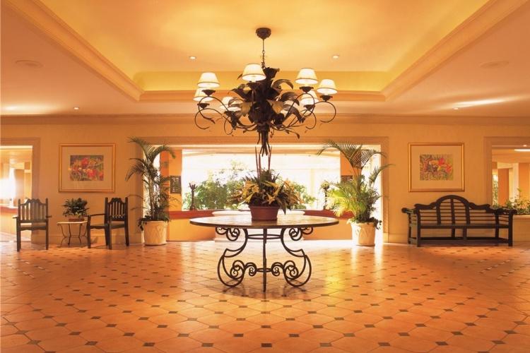 The Cabanas - Lobby