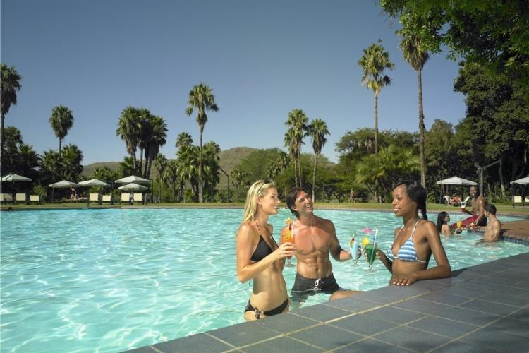 The Cabanas - pool