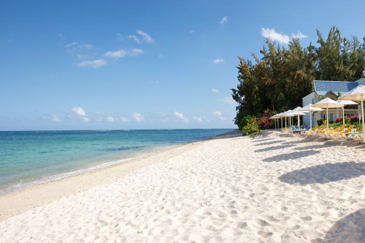 Pearle Beach Resort - beach