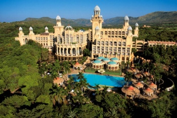 The Palace Of The Lost City At Sun City. holiday package