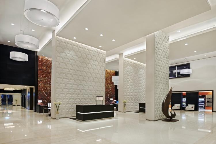 Hyatt Place Dubai-Al Rigga. Lobby