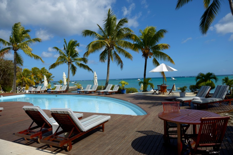 Coral Azur Beach Resort Pool View