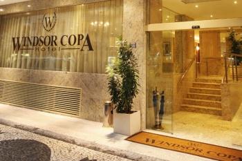 3* Windsor Copa Hotel - Rio de Janeiro (3 Nights)