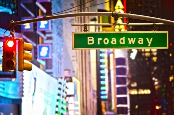 New York Broadway - USA- 4 Nights