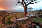 5* Ngoma Safari Lodge - 3 Night Promo Package