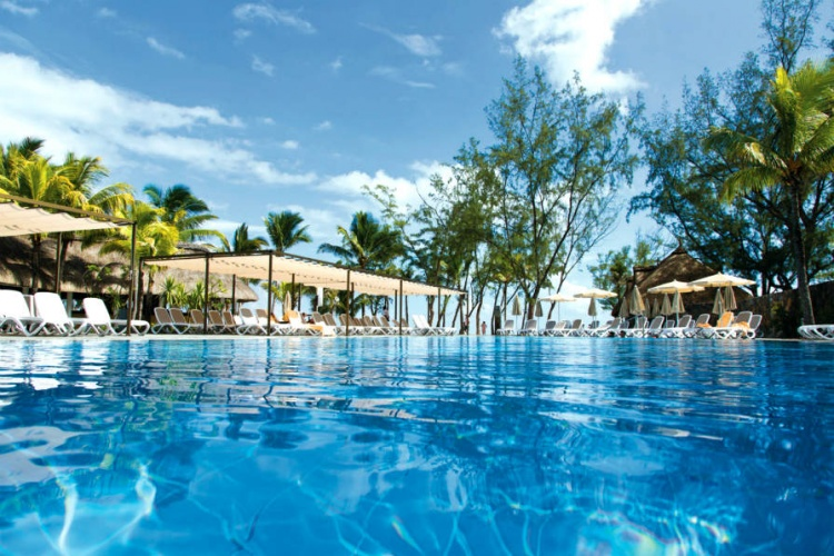 Riu le Morne - piscina-pool