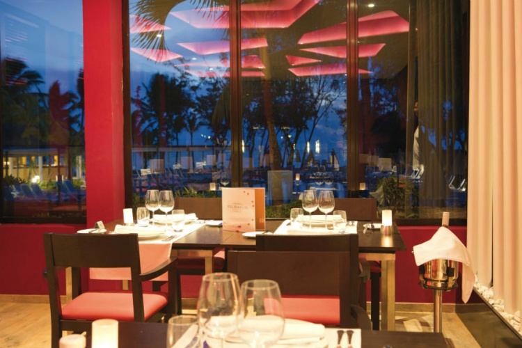 Riu le Morne - -restaurant