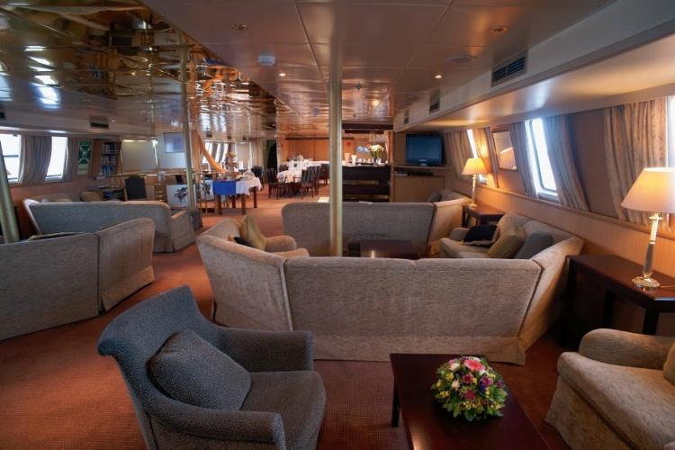 Variety Cruises - Pegasus_Lounge