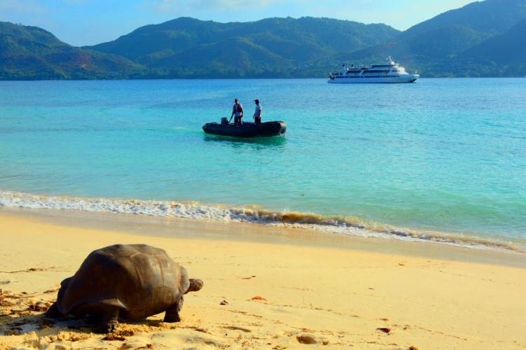 Variety Cruises - Seychelles