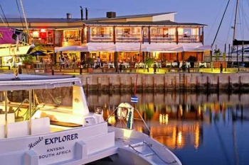 Protea Hotel by Marriott Knysna Quays holiday package