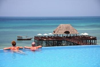 (December Deal) 4* Sea Cliff Resort & Spa - Zanzibar 7 Nights