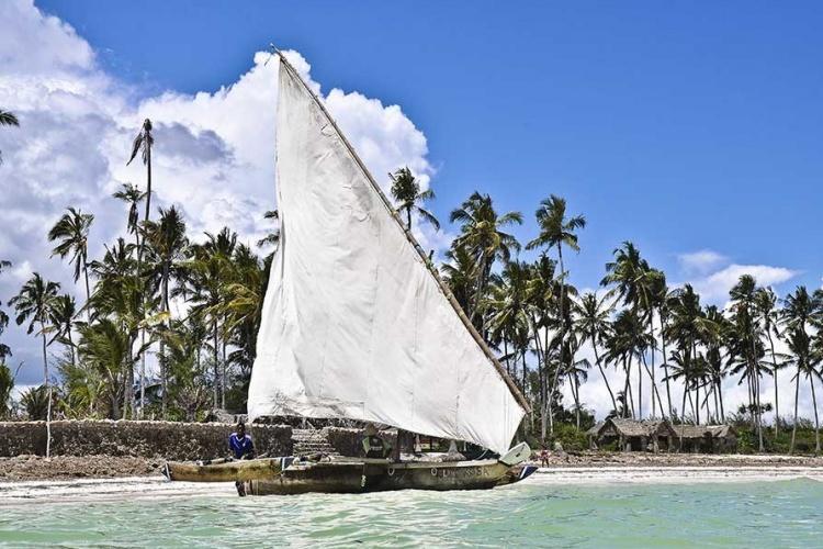 Uroa Bay Beach Resort - boat
