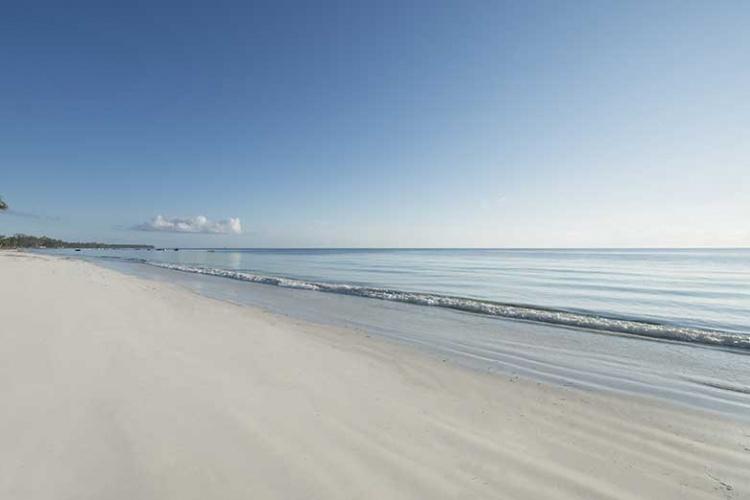 Uroa Bay Beach Resort - beach view