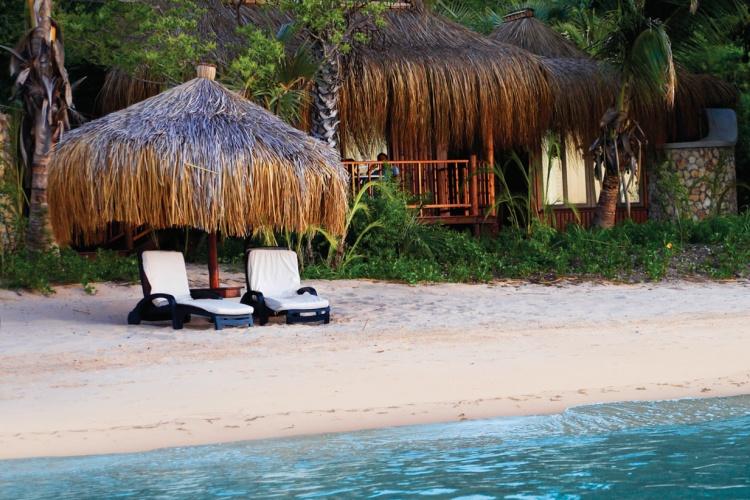 Anantara Bazaruto Mozambique - Beach Chalet