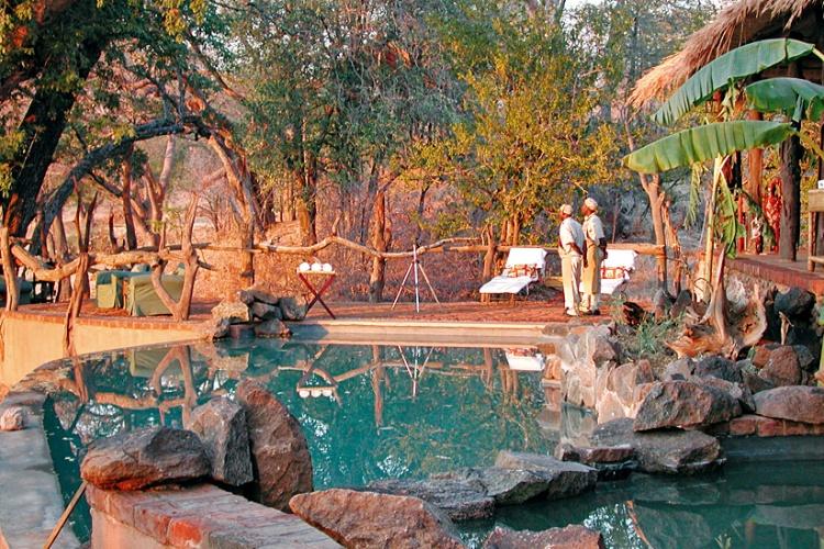 Zambia - Puku Ridge Pool