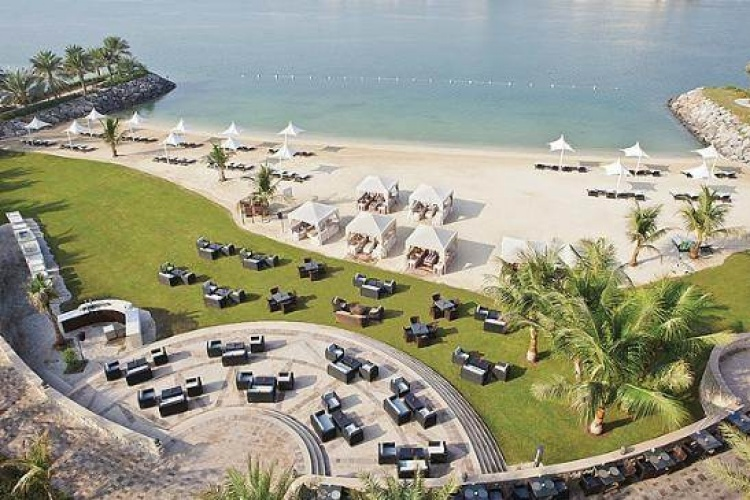 Traders Hotel Abu Dhabi ft