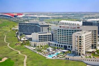 Crowne Plaza Abu Dhabi Yas Island holiday package