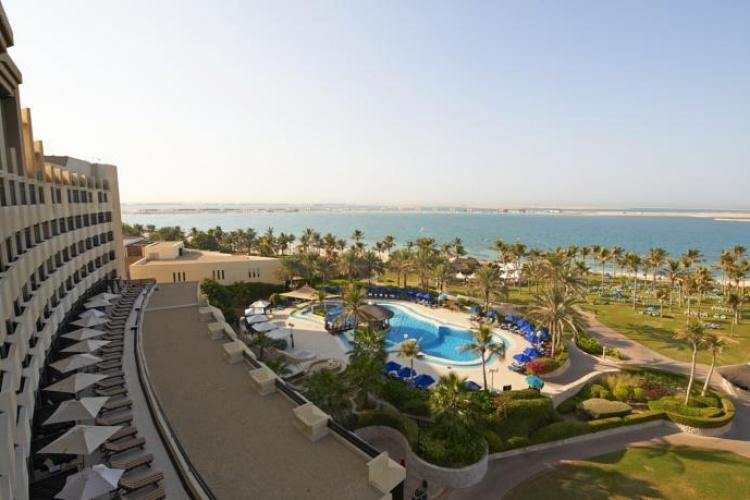 JA Ocean View Hotel.