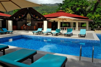 Berjaya Beau Vallon Bay Resort holiday package
