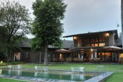 4* Mjejane River Lodge - Kruger Game Reserve Package (2 nights)