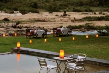 Mjejane River Lodge - Near Malelane (2 Nights)
