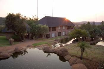 Zebra Country Lodge - Near Pretoria (2 Nights)