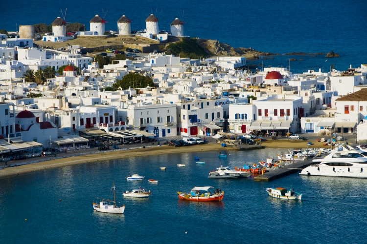 Greece - Mykonos