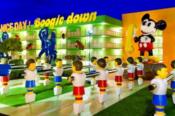 Disney's Pop Century Resort - Walt Disney World - 5 Nights
