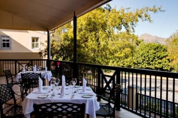 Protea Hotel Franschhoek. holiday package