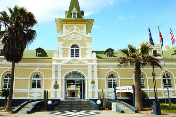 legacy-Swakopmund Hotel