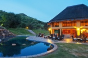 5*  aha Ivory Tree Game Lodge - Pilanesberg Package (2 nights)