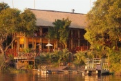 4* Chobe Marina Lodge - Botswana - 3 Nights