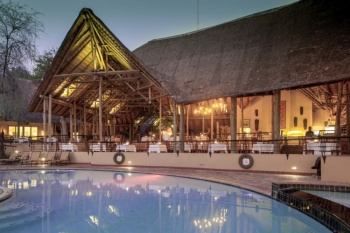 Chobe Safari Lodge holiday package